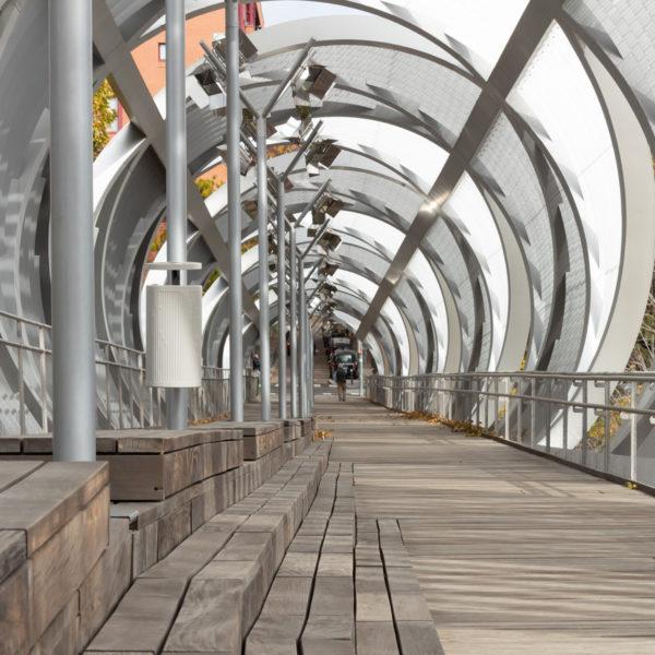 puente de arganzuela madrid fotografia de arquitectura