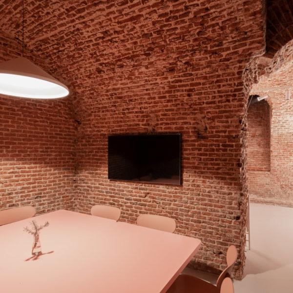 Alfama Madrid Coworking fotografia de arquitectura