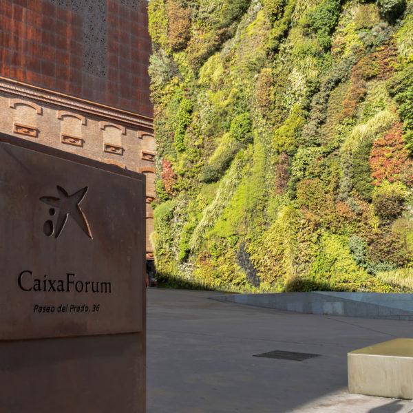 caixa forum madrid fotografia de arquitectura