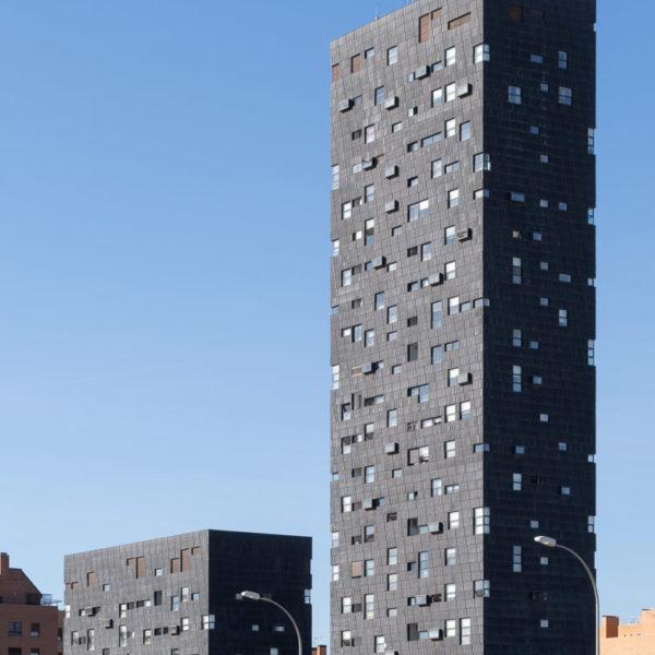 doble edificio