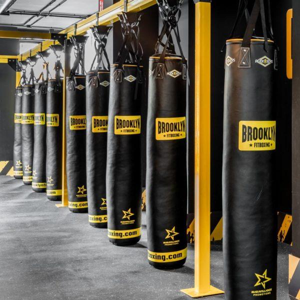 brooklyn valdebebas sacos de boxeo