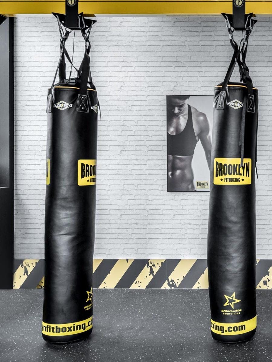 sacos de boxeo brooklyn valdebebas