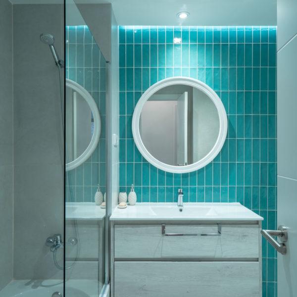 fotografia de interiorismo baño