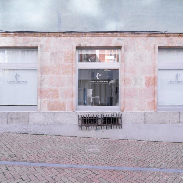 fachada lateral clinica