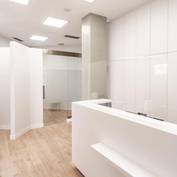 hall clinica