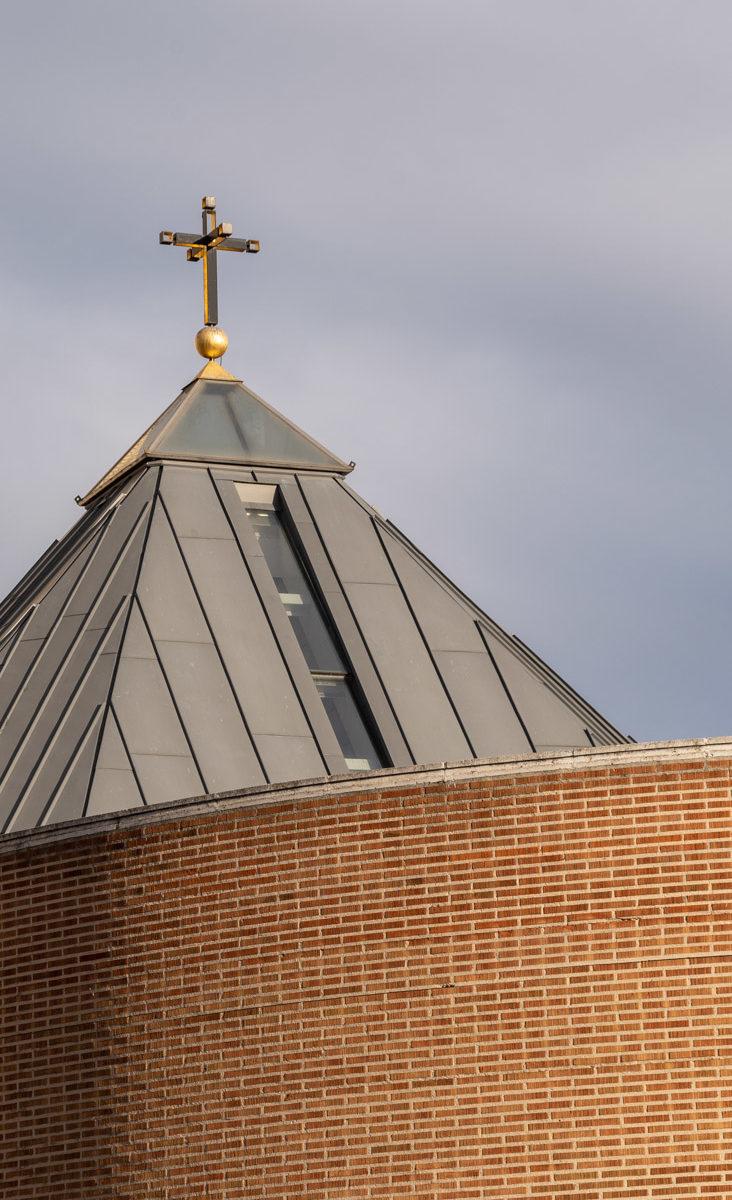 cúpula Iglesia San Ramon Nonato