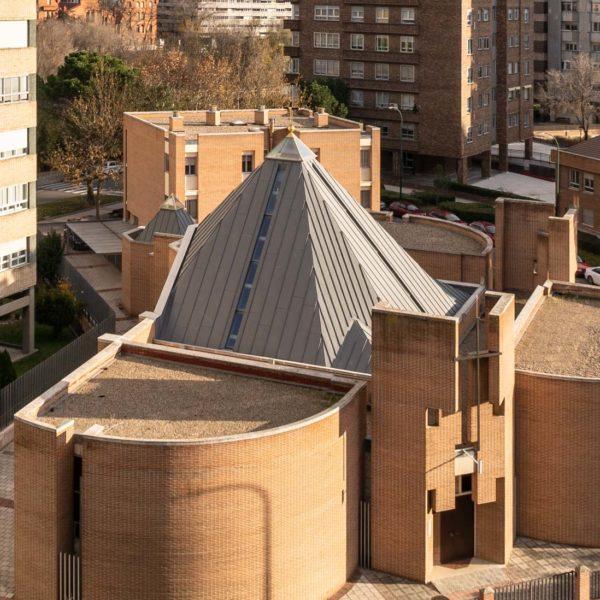 fachada Iglesia San Ramon Nonato