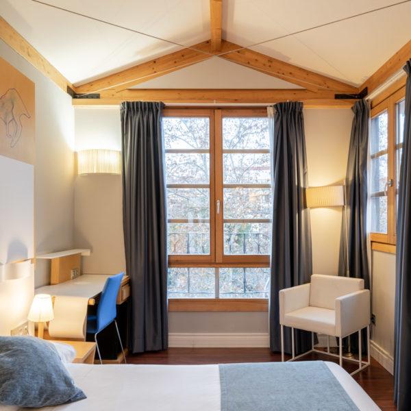 dormitori hotel
