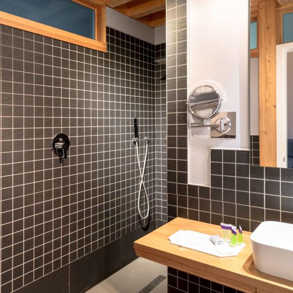 baño hotel